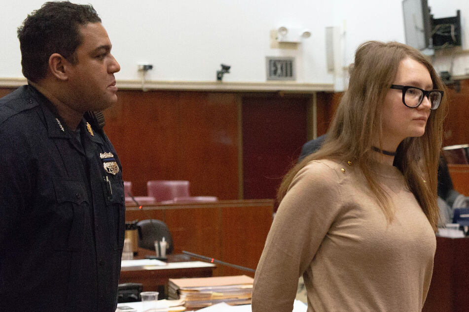 Fake millionaire heiress Anna Sorokin released early from jail