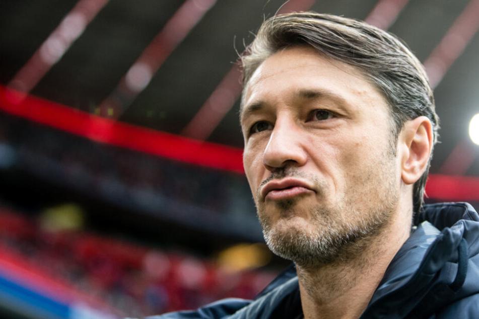 """""""Das war mal ein Fehler von mir."""" Niko Kovac gesteht seinen verbalen Fehltritt."""