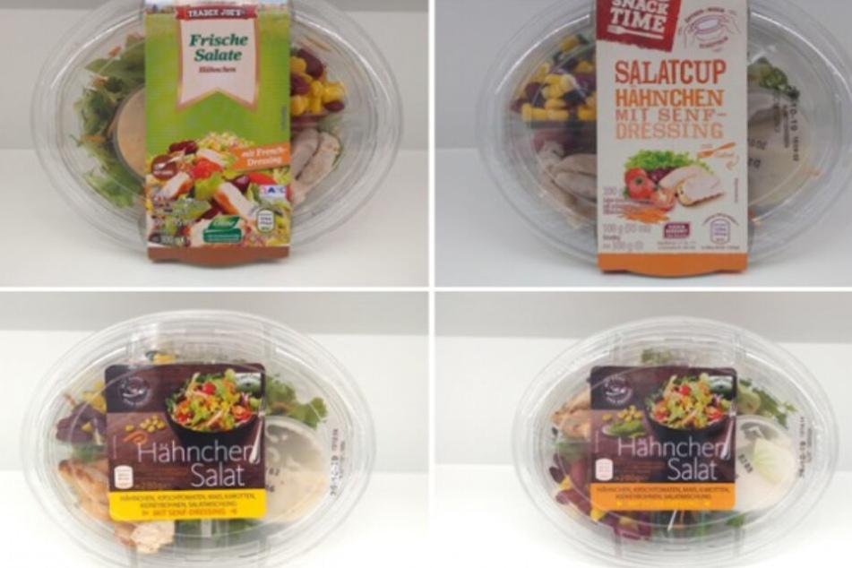 Aldi und Netto betroffen! Diese Hähnchensalate solltet Ihr auf keinen Fall essen