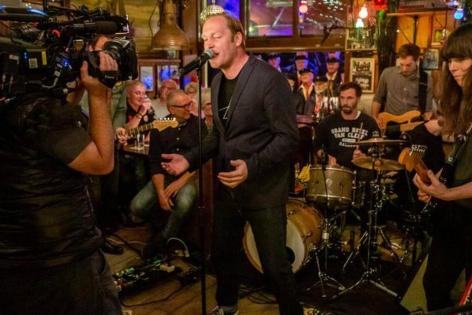 Thees Uhlmann veröffentlicht nach fünf Jahren Pause wieder ein Album.