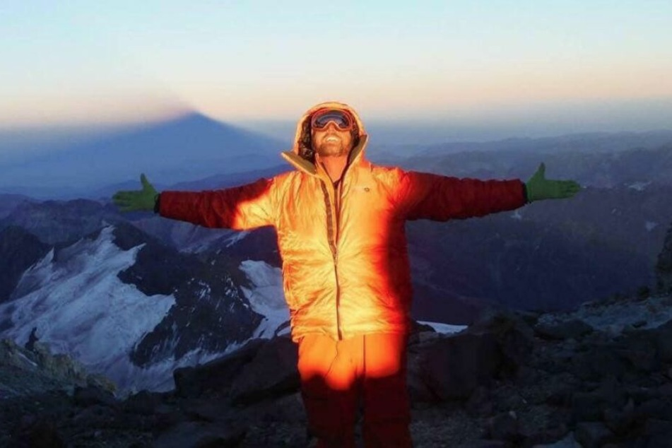 Im März postete Donald Cash noch Bilder aus Nepal. Er bereitete sich auf seinen bevorstehenden Gipfelsturm am Mount Everest vor.