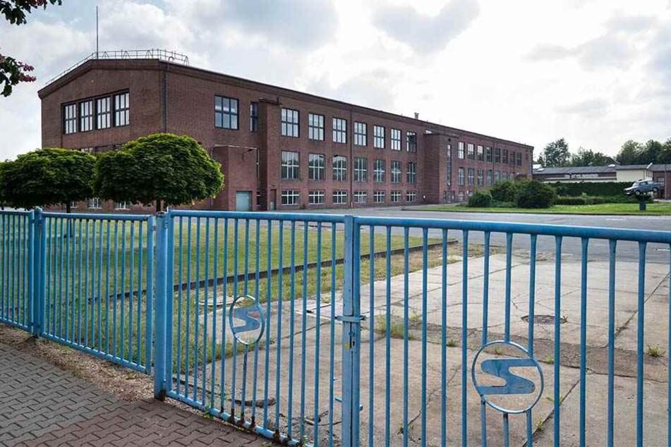 """Das """"Schweißtechnische Zentrum STZ"""" in Zwickau. 2009 erschütterte ein Betrugsskandal die Einrichtung."""
