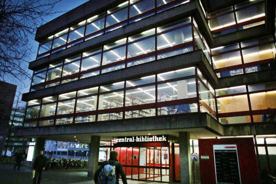 Bis zu 60 Millionen Euro wird die Sanierung der Kölner Zentralbibliothek kosten.