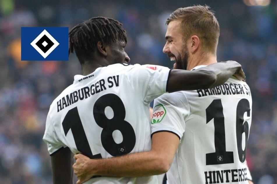 """Heckings """"Heimspiel"""" in Hannover: HSV will Siegesserie ausbauen!"""