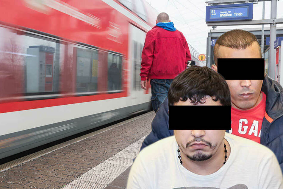 S Bahn Schubser