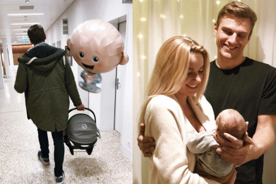 Marcel Kittel und seine Freundin Tess sind zum ersten Mal Eltern geworden.