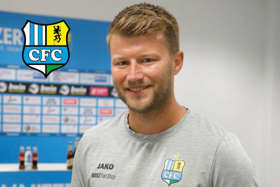 """""""Qualität nachschießen!"""" CFC-Trainer Berlinski will noch einen Stürmer"""
