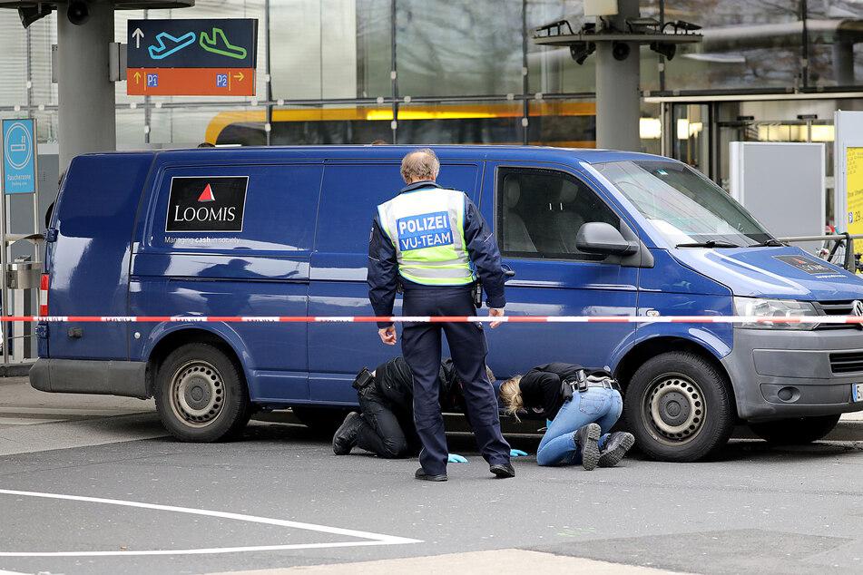 Am Montag bestätigte die Kölner Staatsanwaltschaft, dass bei zwei mutmaßlich von Thomas Drach (60) begangenen Überfällen derselbe Geldbote als Opfer beteiligt war. (Archivbild)