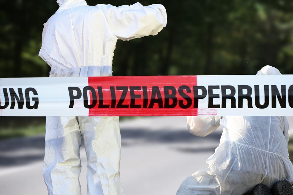 Toter Mann in Entwässerungsgraben in Berlin entdeckt!