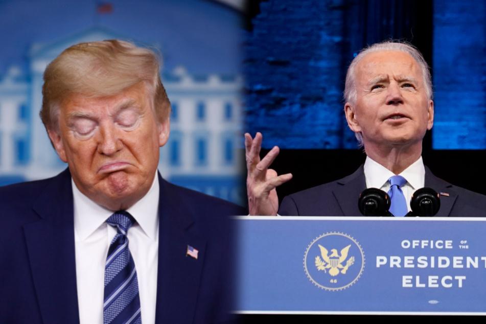 """""""Flamme der Demokratie"""": Wahlleute bestätigen Sieg von Joe Biden"""