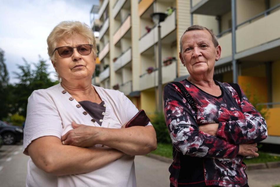 Chemnitz: Rentner terrorisiert! Nachbar-Krieg im Chemnitzer Plattenbau