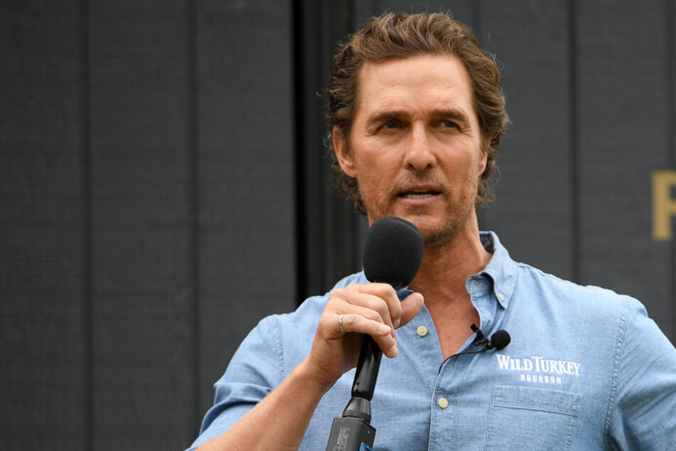 """The armadillos are running free"": Matthew McConaughey shares his unique political views"