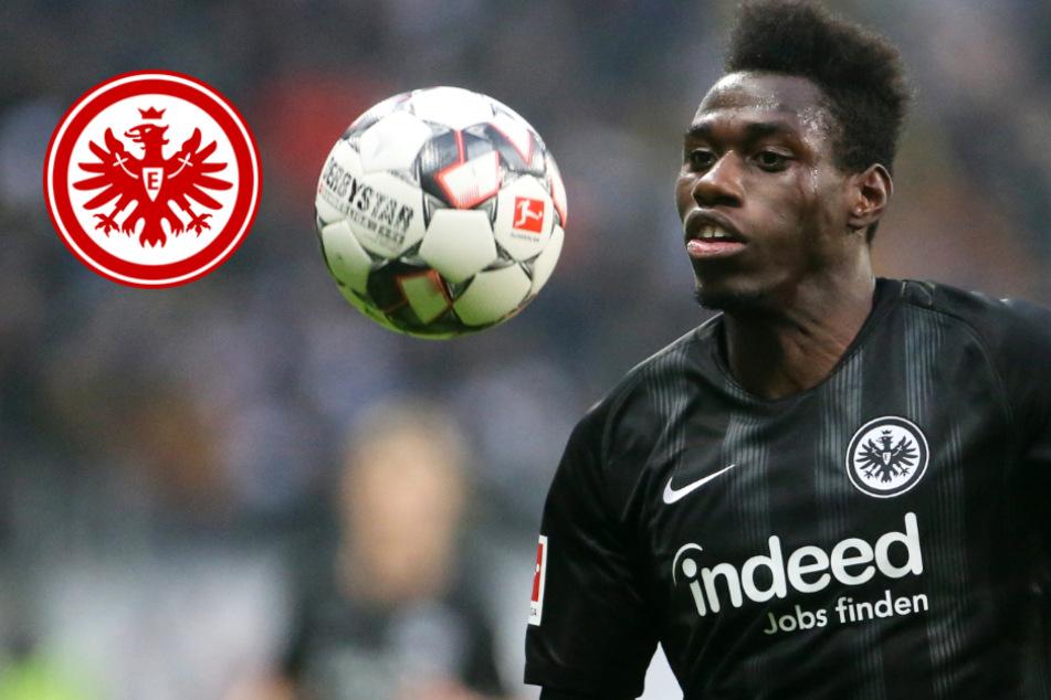 Eintracht Frankfurt und dieCorona-Krise: Danny da Costa hat keine Angst und will wieder spielen
