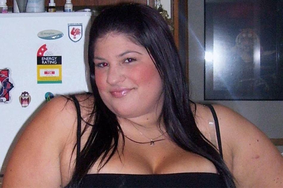 Melissa Mouawad (29) vor ihrer Diät.