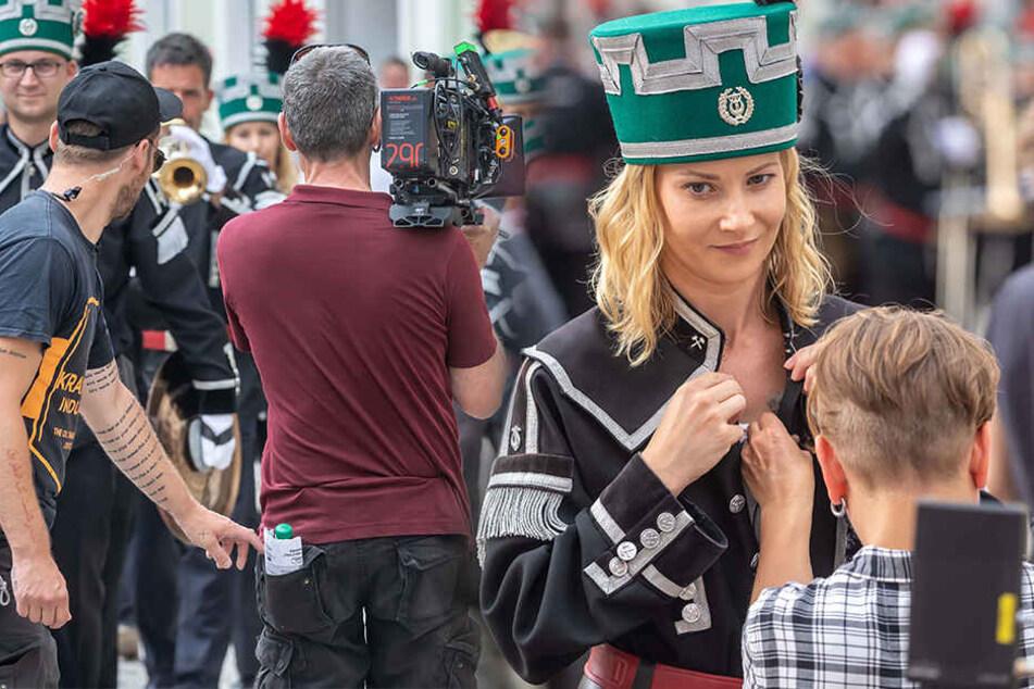 Schneeberger unter Mordverdacht: ZDF dreht zweiten Erzgebirgskrimi