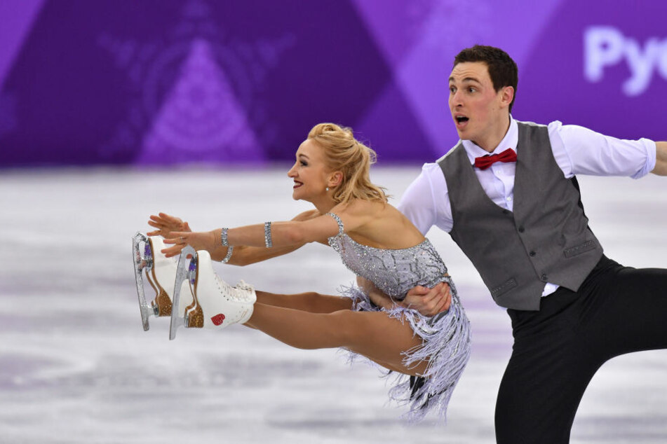 Aljona Savchenko erfüllte sich im Februar mit Bruno Massot den Traum vom Olympia-Gold. Wird sie den Titel 2022 verteidigen?
