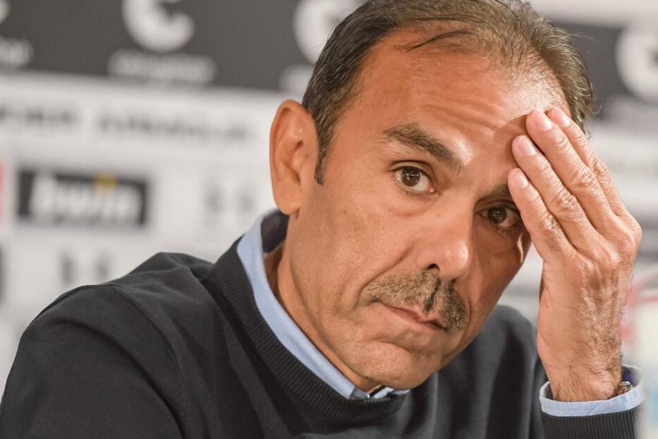Jos Luhukay ist erst seit knapp zwei Wochen Trainer des FC St. Pauli.