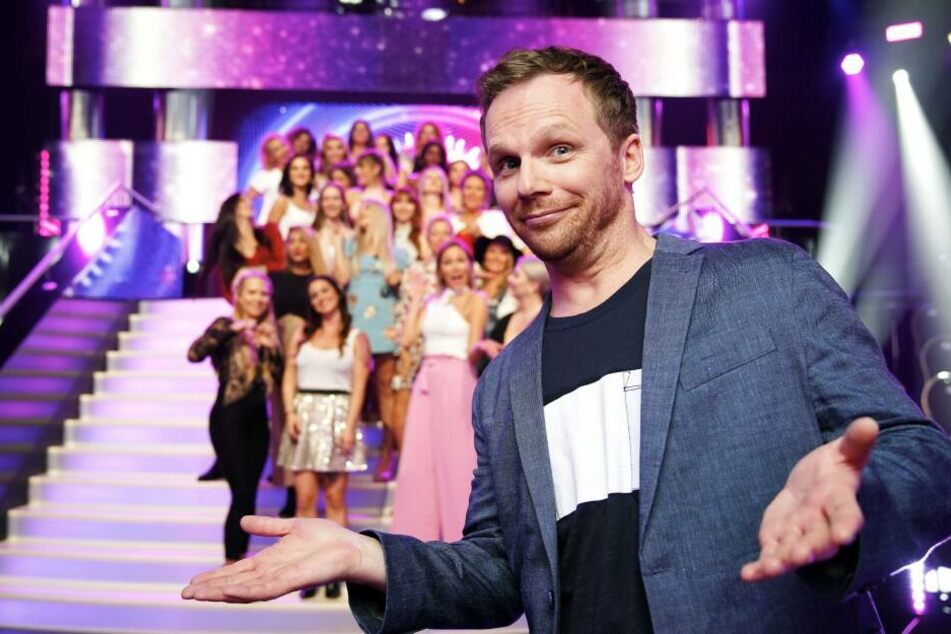 Moderator und Comedian Ralf Schmitz (45) führt auch durch die neue Staffel.