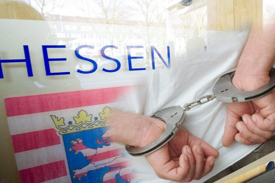 Der Täter der Messerattacke in Darmstadt stellt sich freiwillig. (Symbolbild)