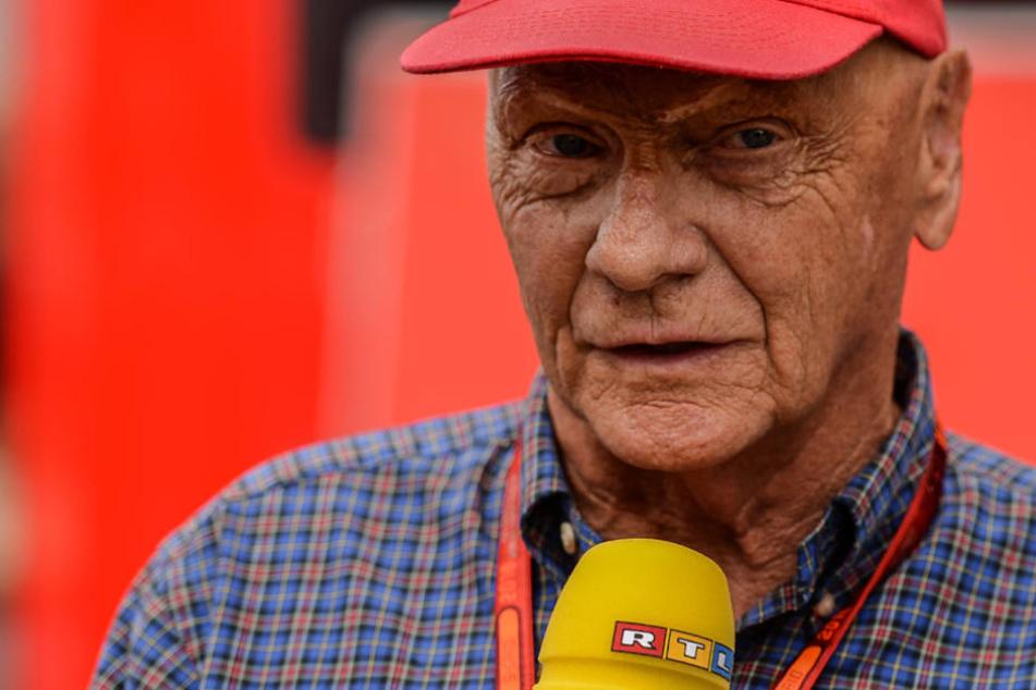 Hier werden wir Niki Lauda nie wiedersehen