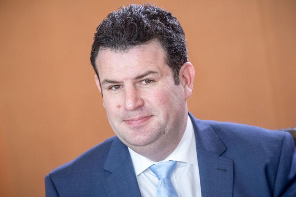 Hubertus Heil ist Bundesminister für Arbeit und Soziales.