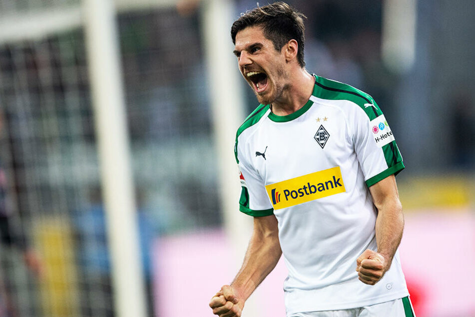 Jonas Hofmann spielt seit mittlerweile dreieinhalb Jahren bei Borussia Mönchengladbach.