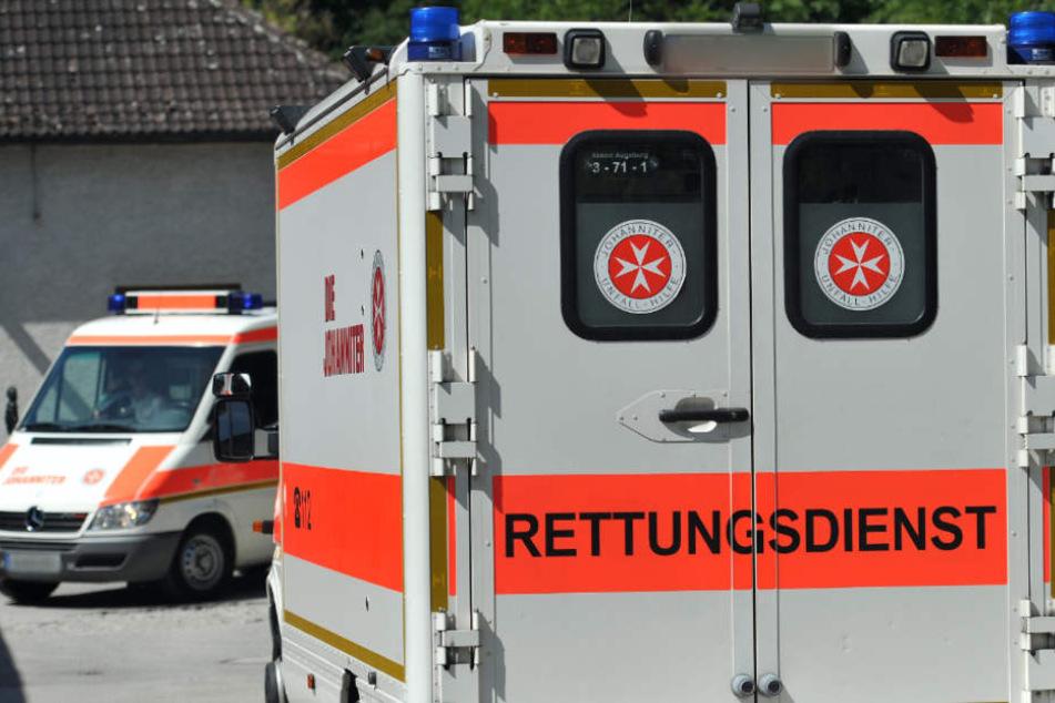 Großeinsatz in Gießen: Mutter und vier Kinder verletzt, Vater schwebt in Lebensgefahr