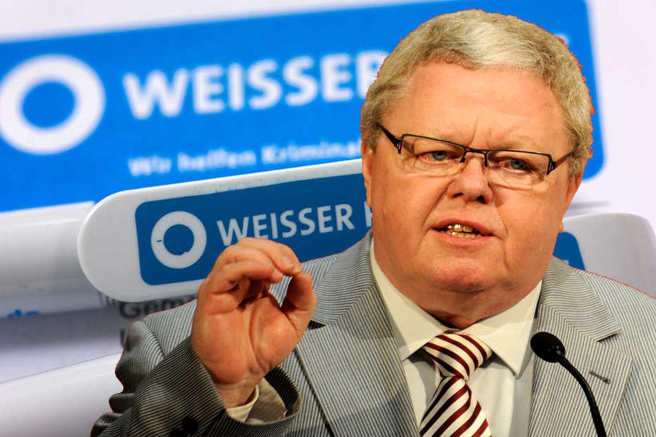 Uwe Döring trat jetzt als Landesvorsitzender des Weißen Rings Schleswig-Holstein zurück.
