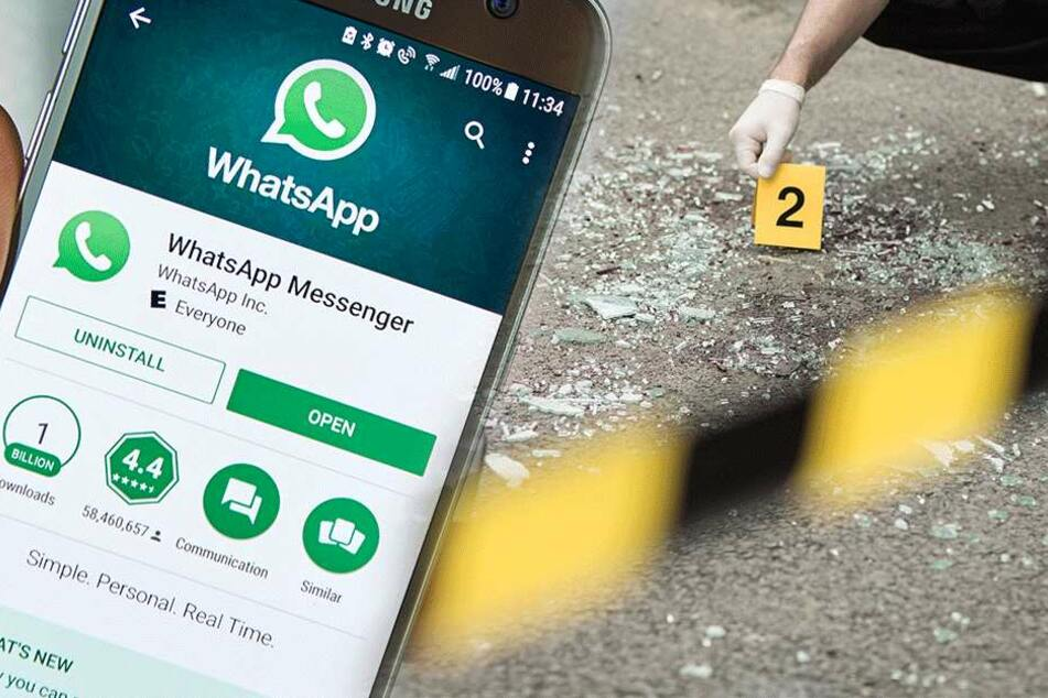 Wegen WhatsApp: Mob hält Mann (†32) für Kindesentführer und prügelt ihn zu Tode