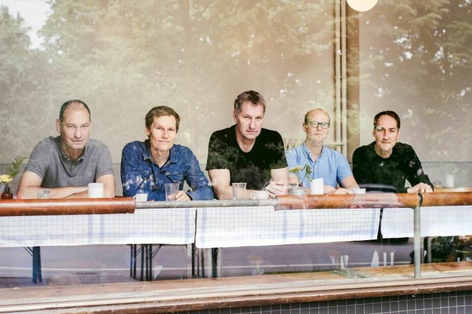Die Band Kettcar aus Hamburg!