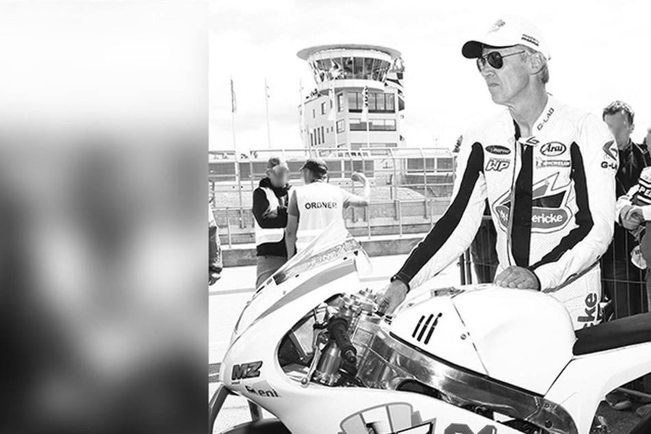 Rennfahrer Peter Rubatto starb am vergangen Sonntag im Alter von nur 62 Jahren.