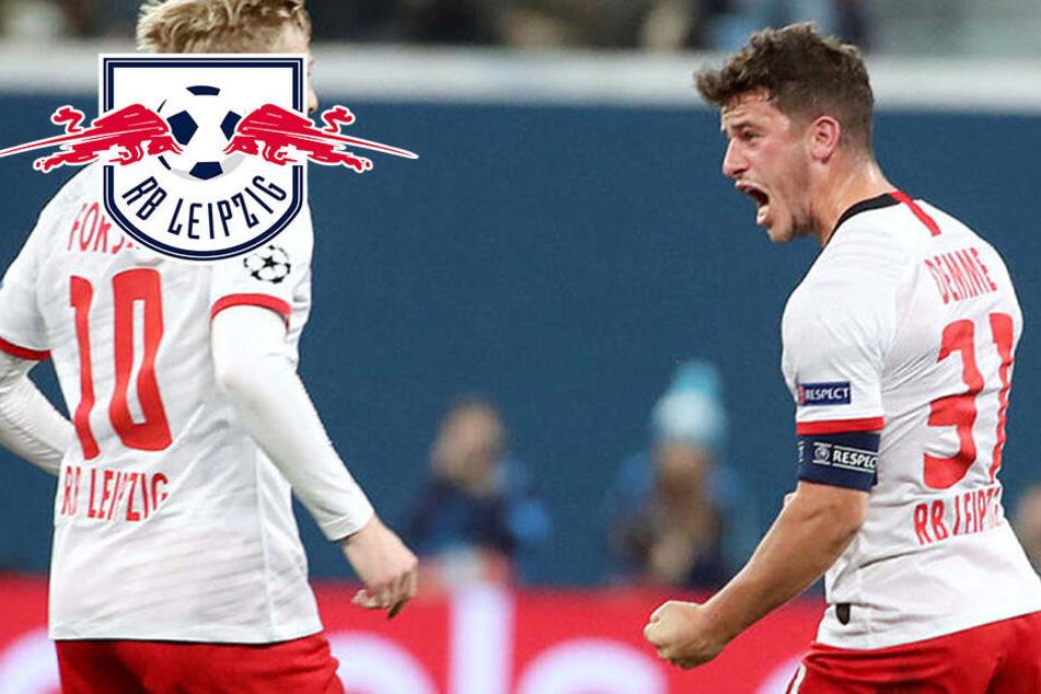 2:0! RB Leipzig siegt weiter und zieht Richtung Champions-League-Achtelfinale