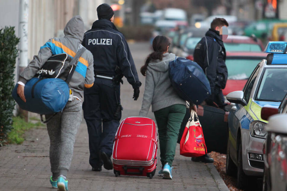 Nur 131 Flüchtlinge kehrten freiwillig in ihre Heimat zurück. (Symbolbild)