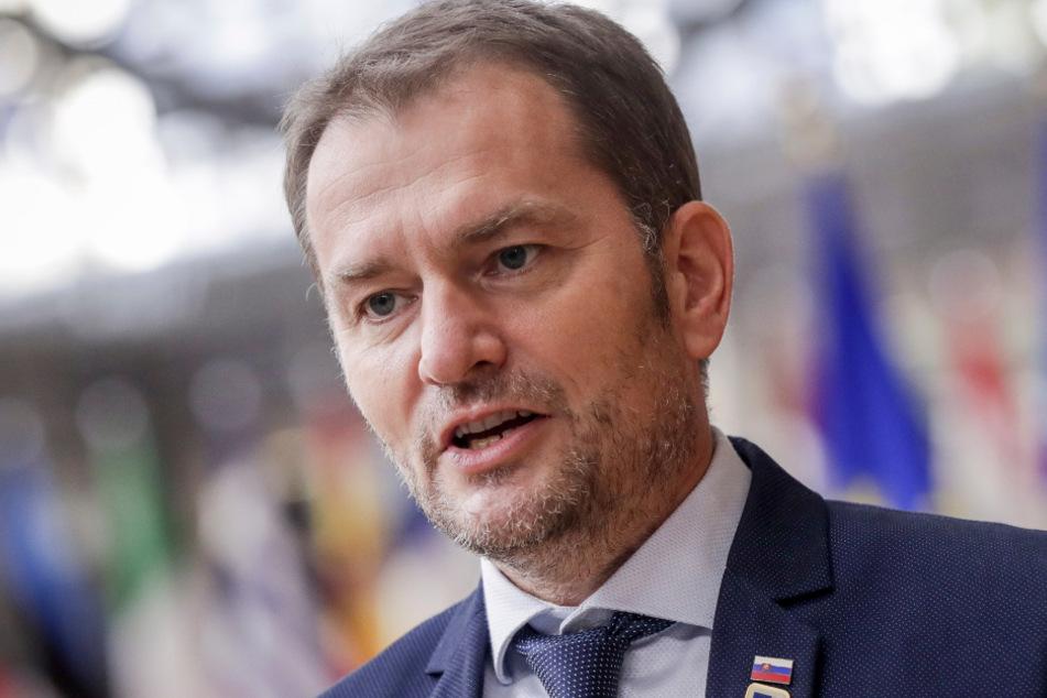 Igor Matovic (47), Ministerpräsident der Slowakei, führt sein Land in den nächsten Lockdown.