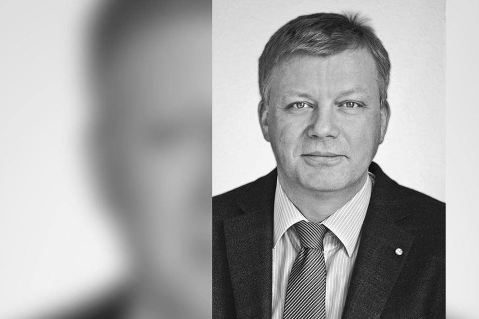 CAWG-Vorstands-Chef, Jens Ueberschär (55), ist tot.