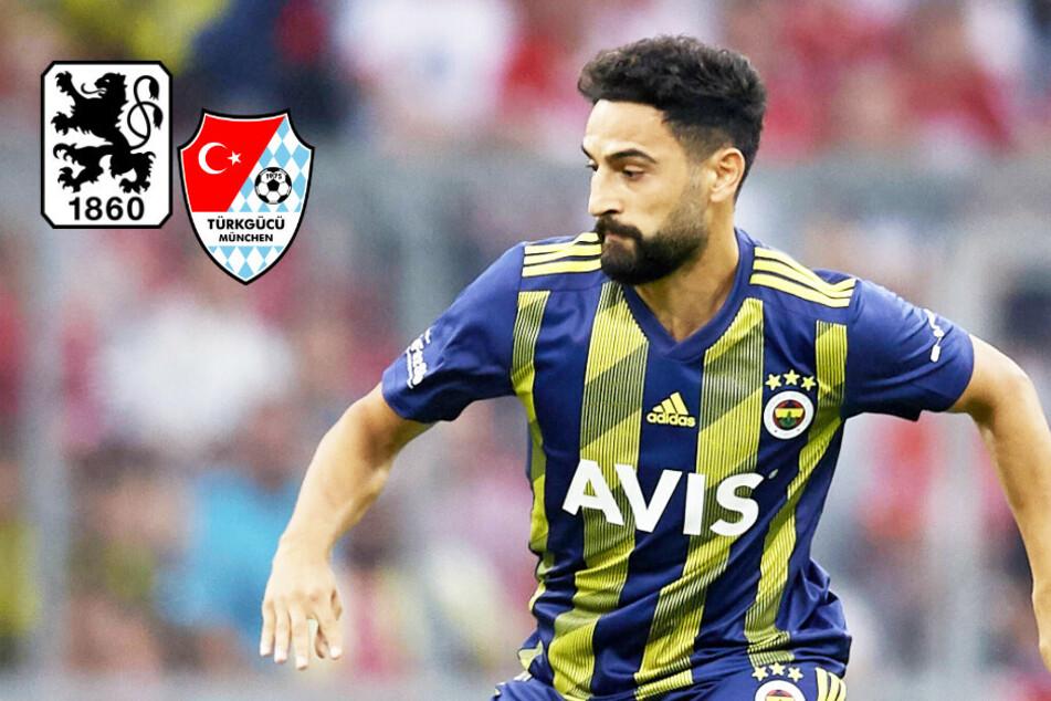 Türkgücü: Derby gegen 1860 vor der Nase, Ex-Bayern-Kicker im Visier!