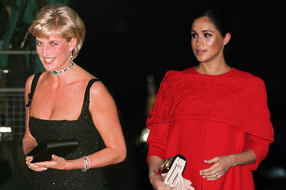 Krasser Vergleich mit Lady Di: Experten glauben, Meghan wird genauso enden