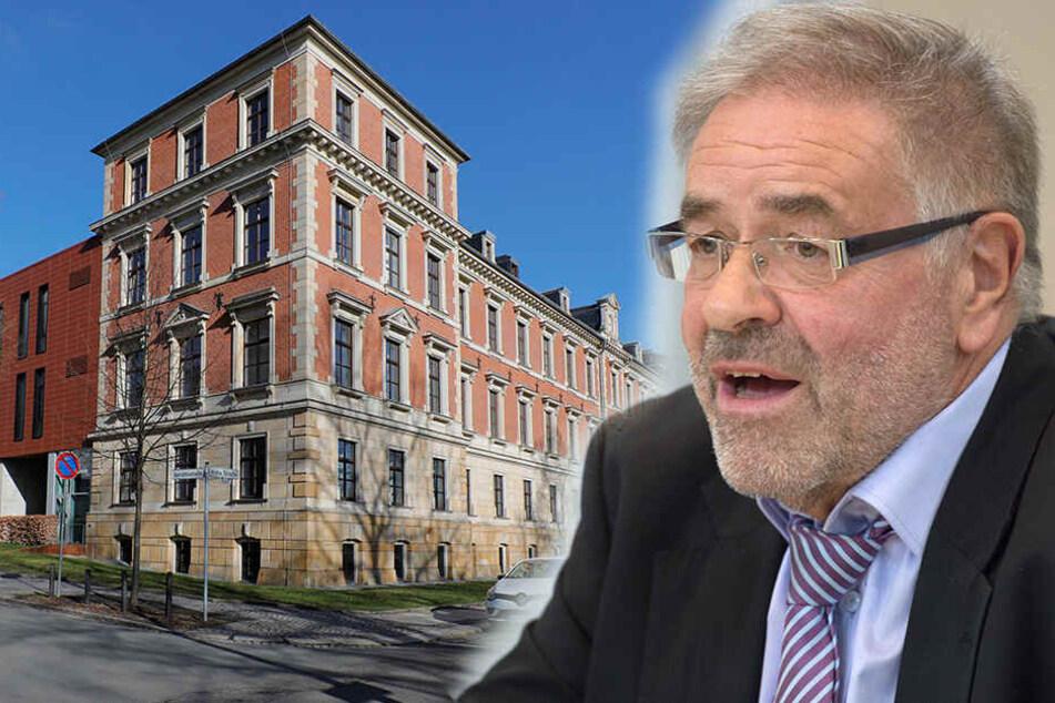 Kritik an Sicherheitsfirma: Bewachen Rechtsradikale Chemnitzer Gerichte?
