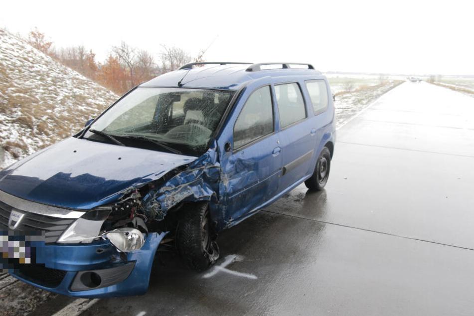 Noch ist unklar, wie es zu dem Unfall kommen konnte.