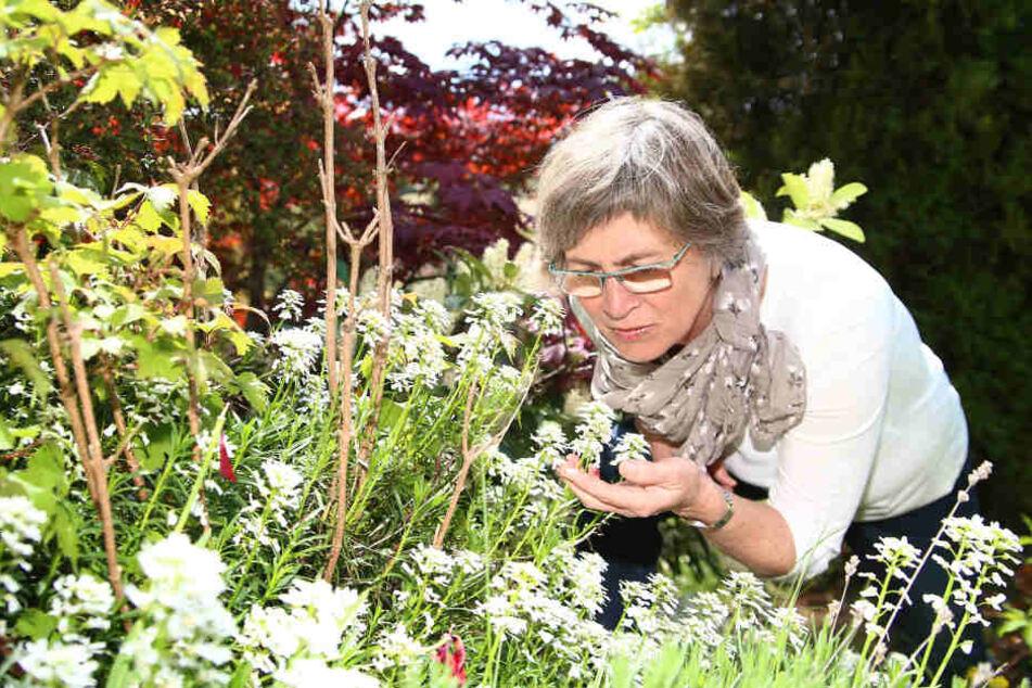 Im Sommer 2009 wurde bei der heute 61-Jährigen Brustkrebs diagnostiziert.