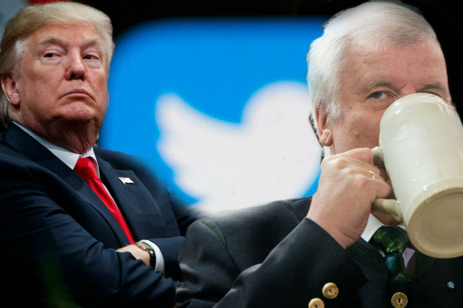 Seehofers Twitter-Ankündigung zieht Spott auf sich