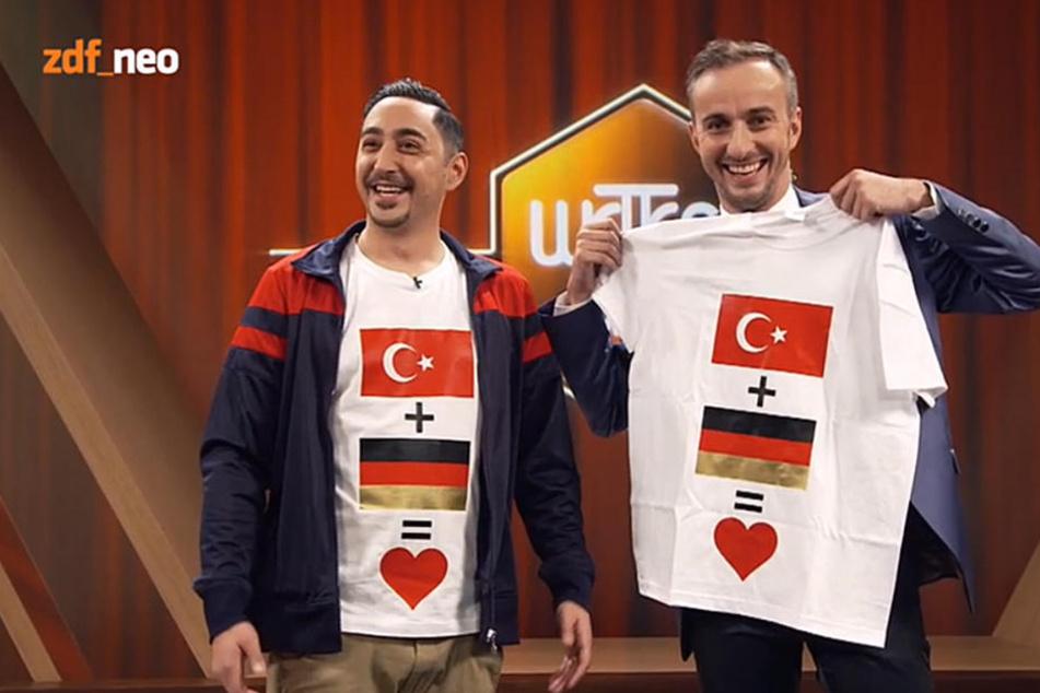 Zu Gast ist unter anderem der deutsch-türkische Rapper Eko Fresh.