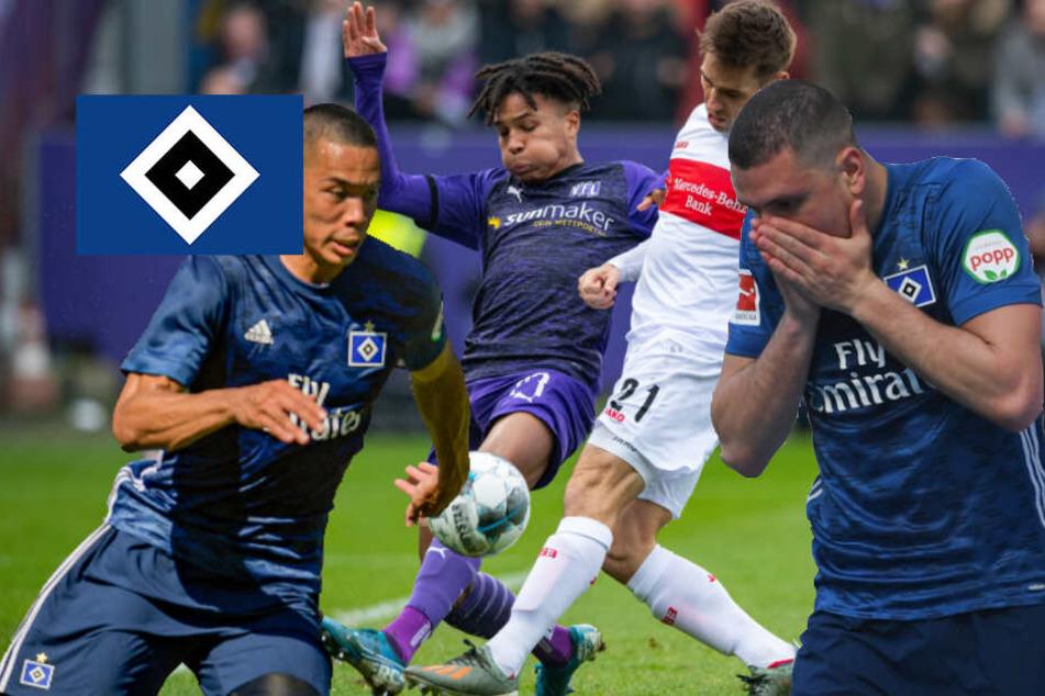 HSV: Diese Spieler müssen gehen, diese könnten kommen!