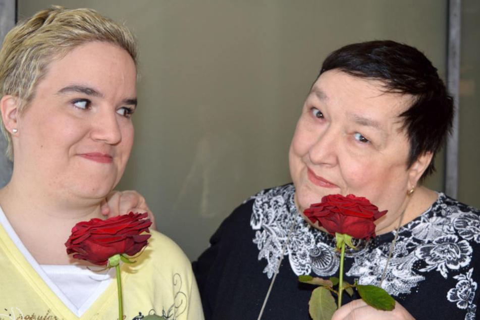 Beates Mama Irene Fischer wurde in ihrer Heimat beigesetzt.