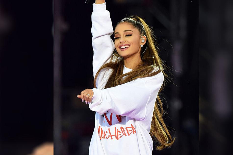 Ariana Grande ist die beliebteste Frau auf Instagram.