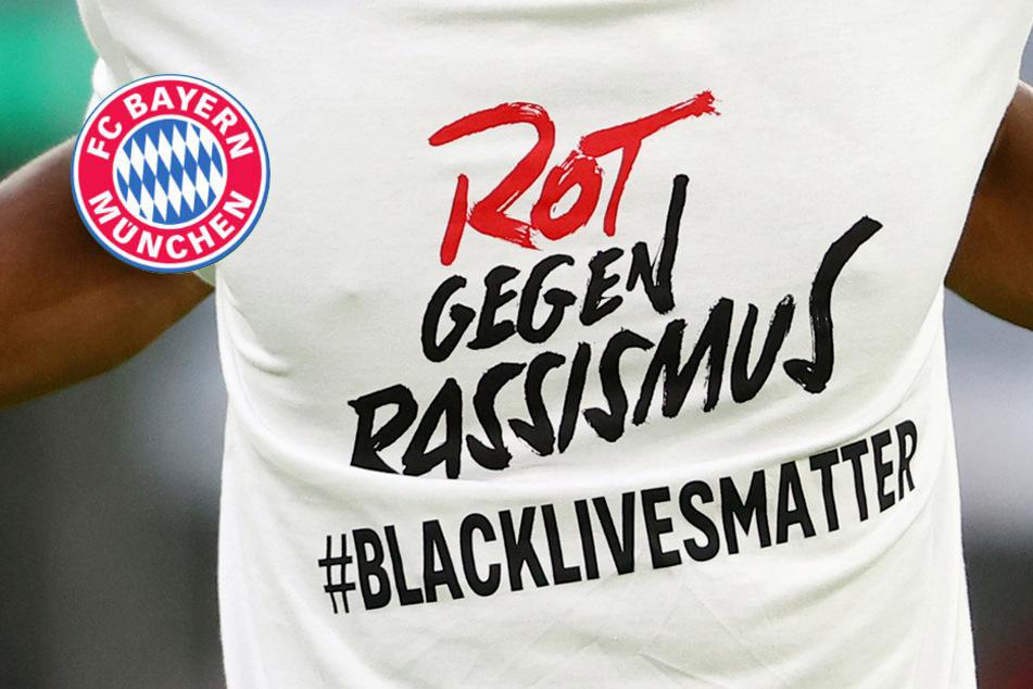 """""""Es schmerzt uns"""": FC Bayern schließt die Untersuchungen nach Rassismus-Vorwurf ab"""