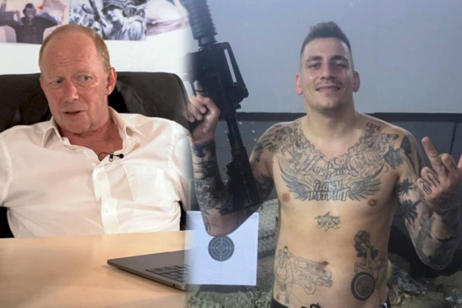Gzuz auf der Anklagebank: Wie kriminell ist der Strassenbande-Rapper?
