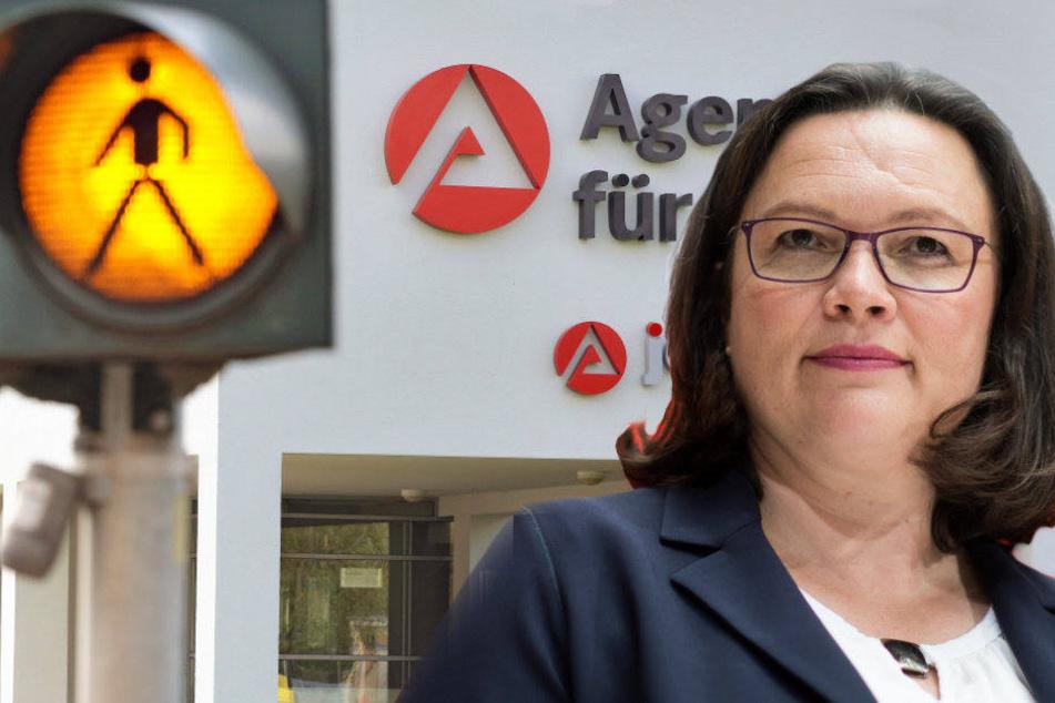 Nahles will Hartz-IV-Reform: Kontraproduktive Sanktionen?