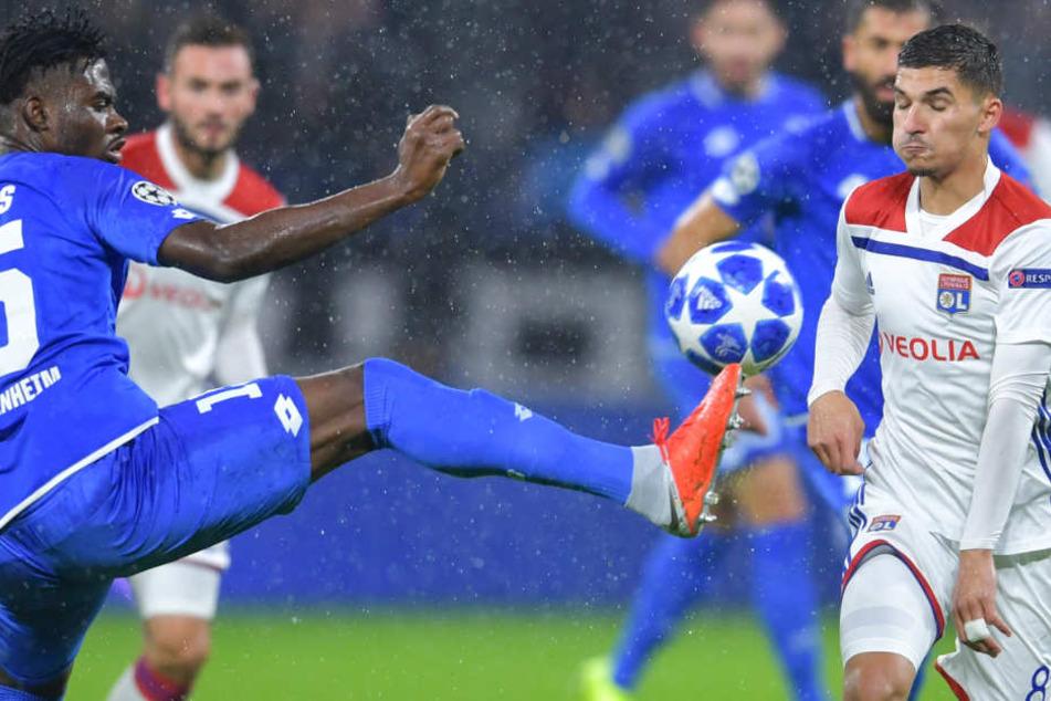 Die Hoffnung lebt bei der TSG Hoffenheim: Drei Punkte müssen sie in den letzten zwei Spielen der Champions-Leauge-Gruppenphase aufholen.