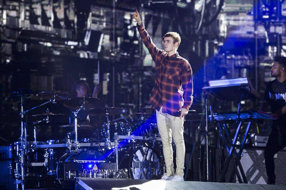 Justin Bieber will sich im September von der Bühne verabschieden.